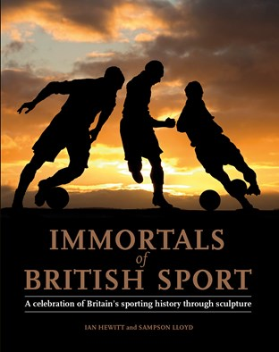 Immortals of British Sport cover